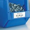 Silafix Storage Box/crate 3-363