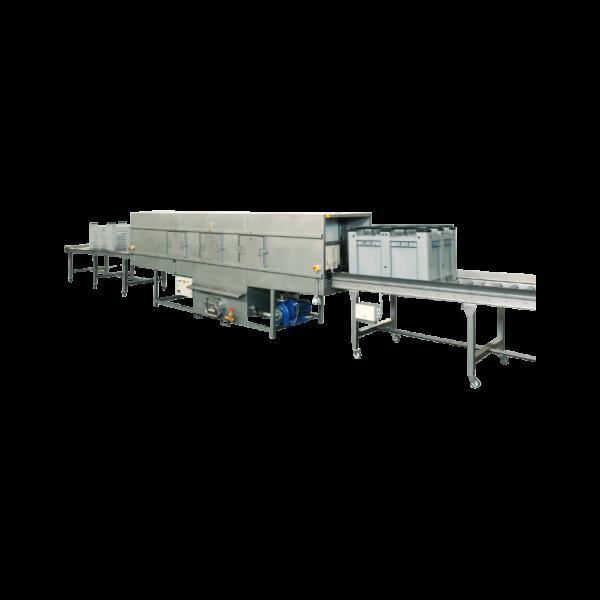 Автоматична миеща линия за палетни кутии MSB 05