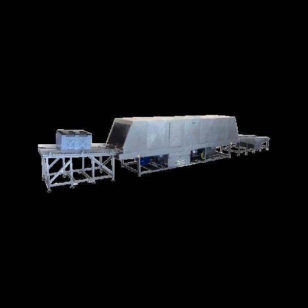 Автоматична миеща линия за палетни кутии MSB 06