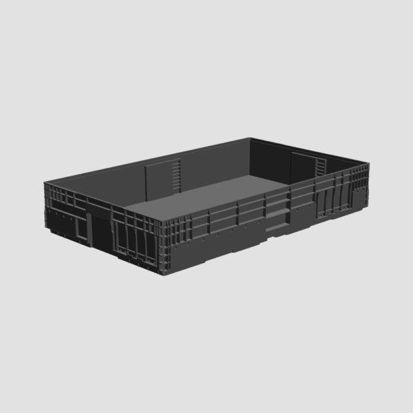Пластмасов контейнер VDA-M-KLT 40-1060-174-0