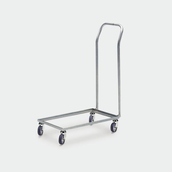 Метална платформена количка 80-111-1