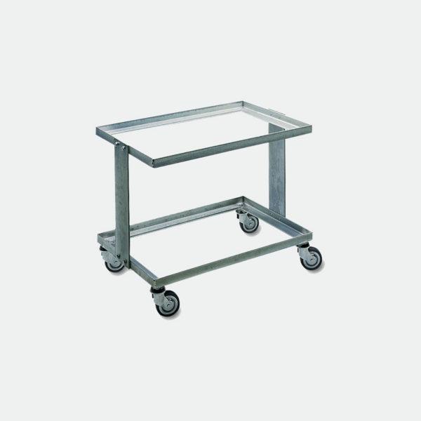 Метална платформена количка 80-175-1