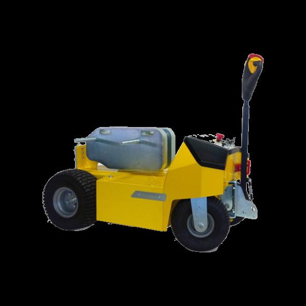 Моторизиран трактор за теглене VI 04