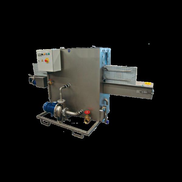 Оборудване за измиване на тави MST 03