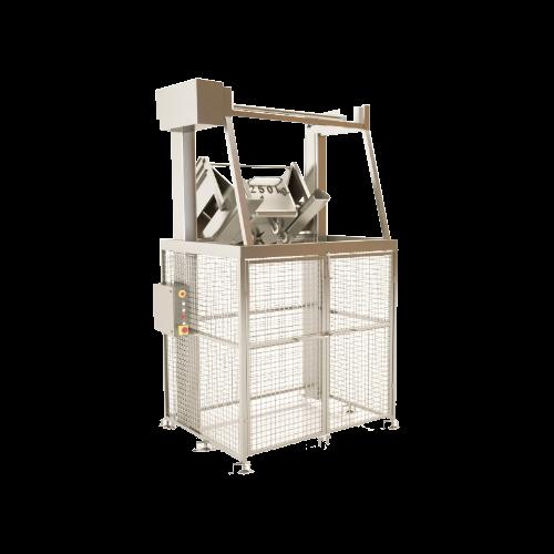 Оборудване за преобръщане MR 09