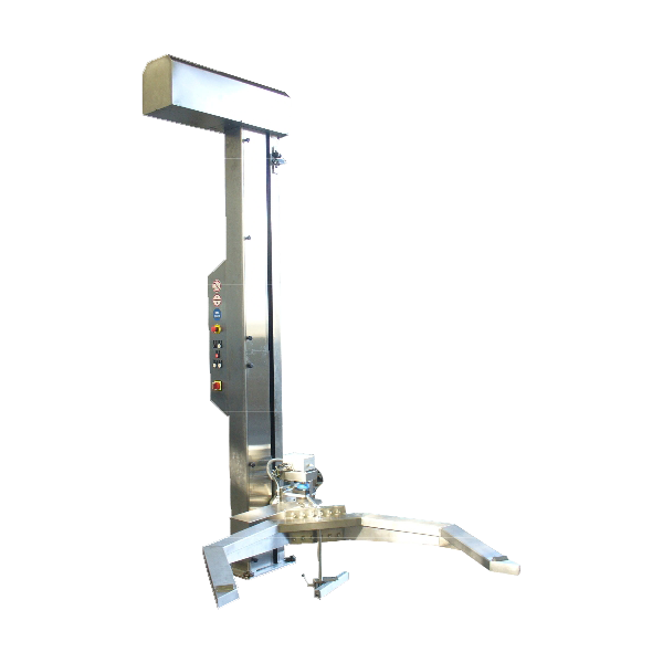 Оборудване за преобръщане MR 10