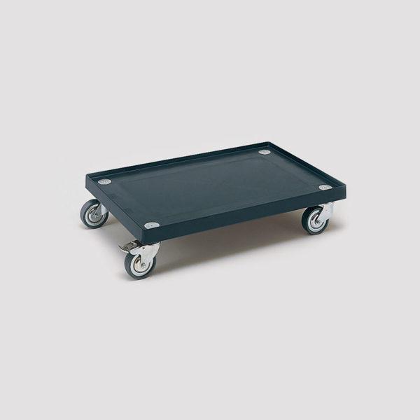 Пластмасова платформена количка 80-151-0