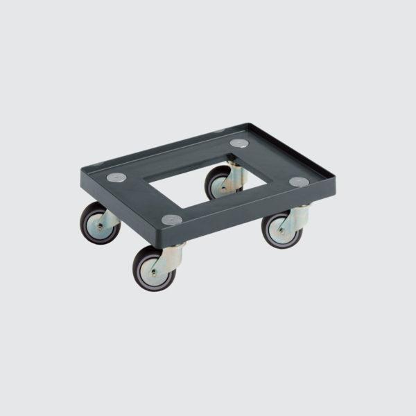 Пластмасова платформена количка 80-270-0