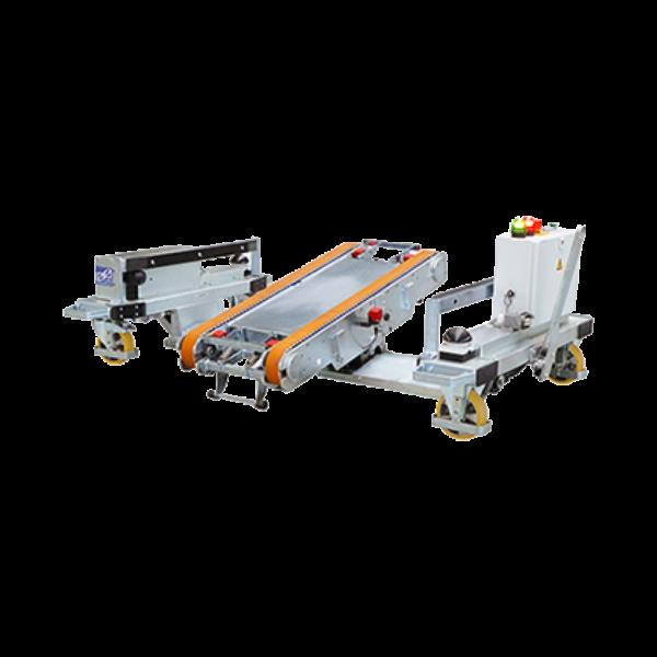 Платформена количка за автоматично натоварване ICM 02