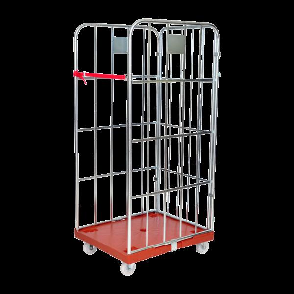 Платформена количка за дистрибуция 80-002