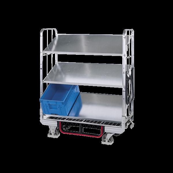Платформена количка за дърпане ICM 04