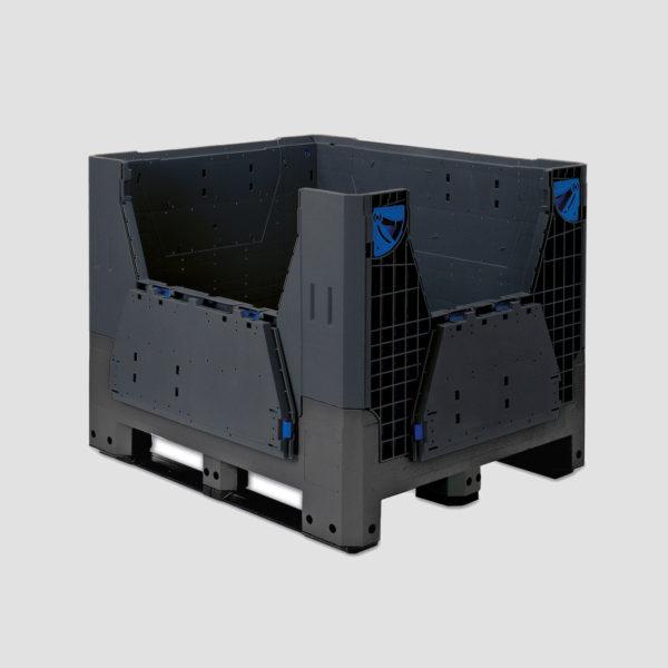 Сгъваема палетна кутия 34-1210-5000R Endur пластмасови палети