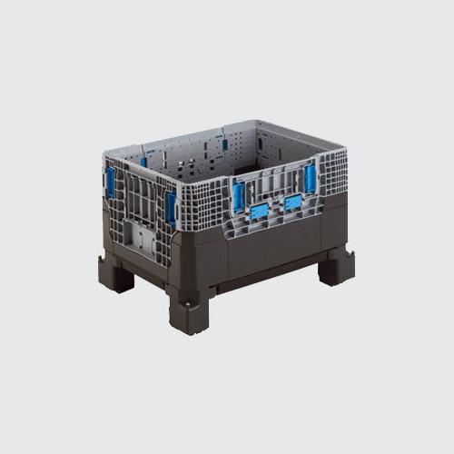 Сгъваема палетна кутия 34-8653-2402 GreenFlow
