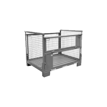 Сгъваем метален контейнер CM 41240835970-32 ETM 0600
