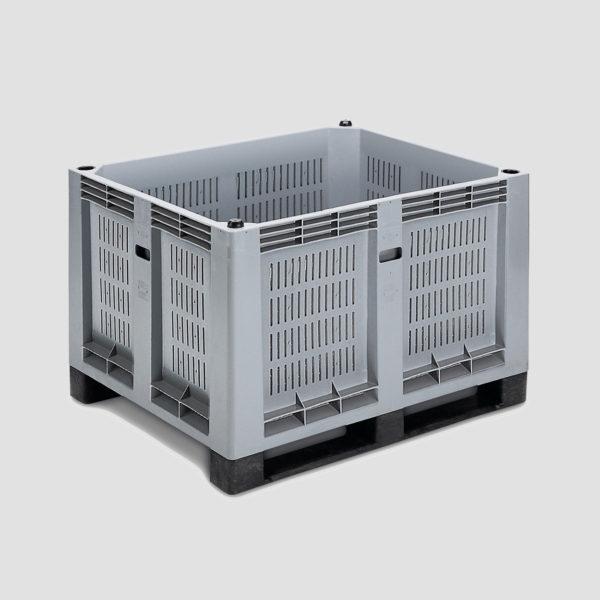Твърда палетна кутия Контейнери 3-622-201 Agribox