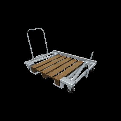Транспортна платформена количка за палетни кутии ICM 09