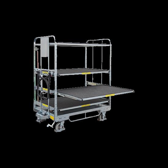 Транспортна платформена количка ICM 06