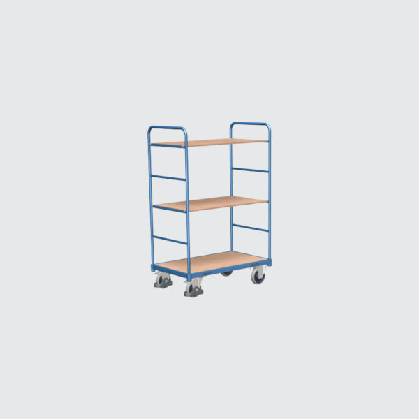 3 platforms Trolley TR 07