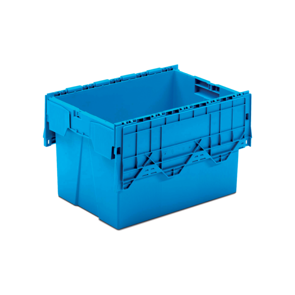 Attached lid container 43-6437-2