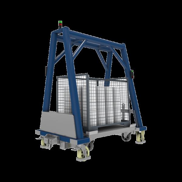 Cărucior electric cu lift ICM 01