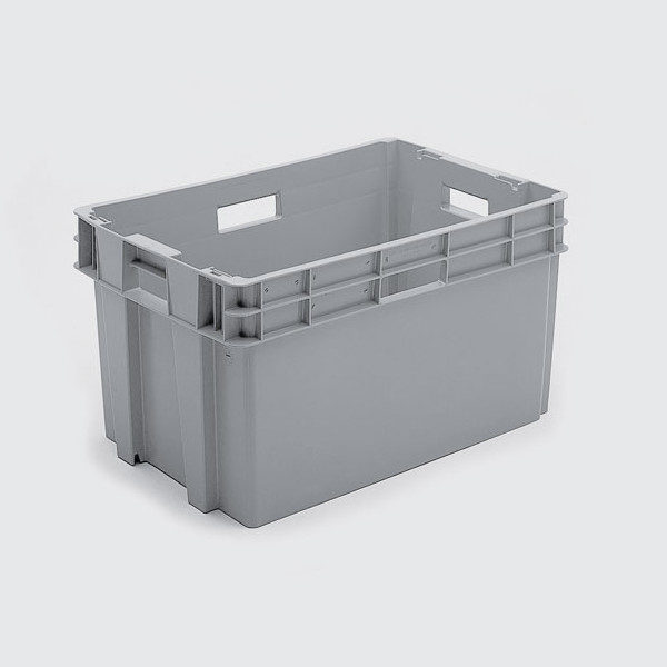 Double-stackable container 3-500-501
