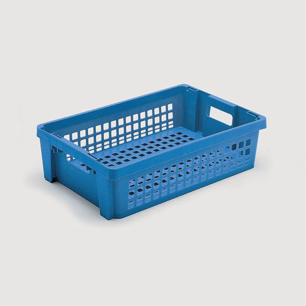 Double-stackable container 3-861-1