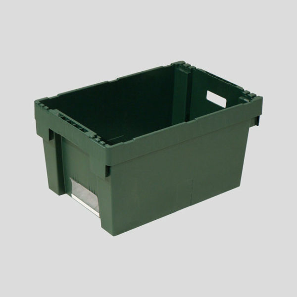 Double-stackable container 9-9008