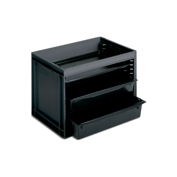 ESD Container for trays 36-209-TK EL