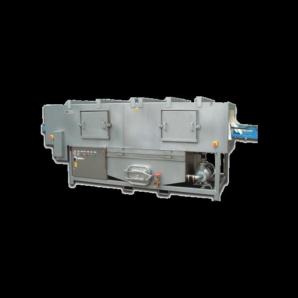 Box washing equipment MSC 01