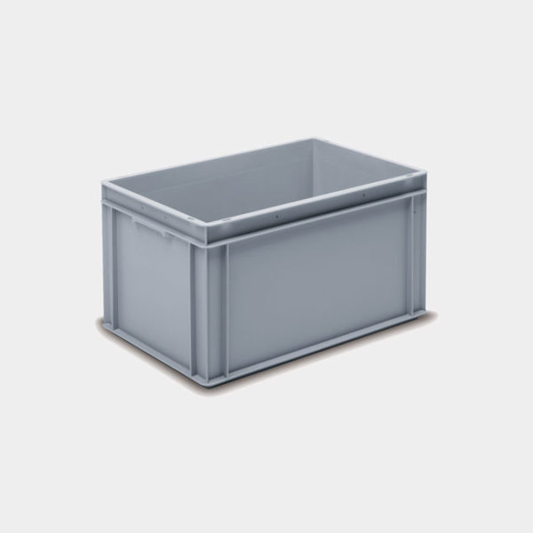 Eurocontainer sau cutie stivuibila din plastic Rako 3-202Z-0