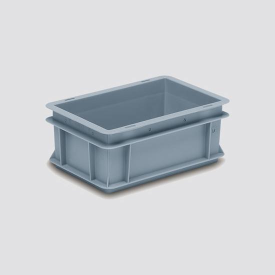 Eurocontainer sau cutie stivuibila din plastic Rako 3-206Z-0