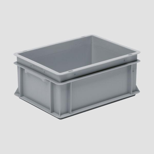 Eurocontainer sau cutie stivuibila din plastic Rako 3-207Z-0
