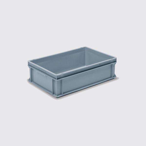 Eurocontainer sau cutie stivuibila din plastic Rako 3-208Z-0