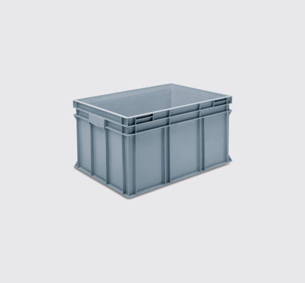 Eurocontainer sau cutie stivuibila din plastic Rako 3-219U-72