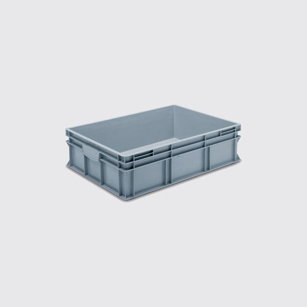 Eurocontainer sau cutie stivuibila din plastic Rako-3-221Z-72