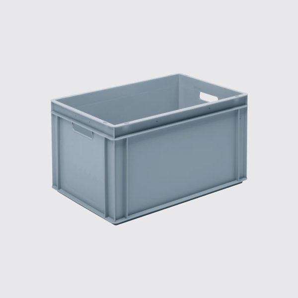 Eurocontainer sau cutie stivuibila din plastic Rako 3-302Z-0