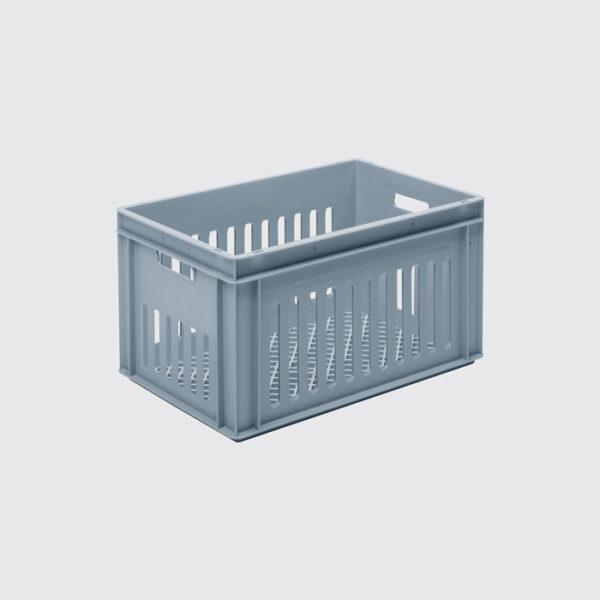 Eurocontainer sau cutie stivuibila din plastic Rako 3-302Z-32