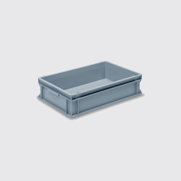 Eurocontainer sau cutie stivuibila din plastic Rako 3-6413N-186
