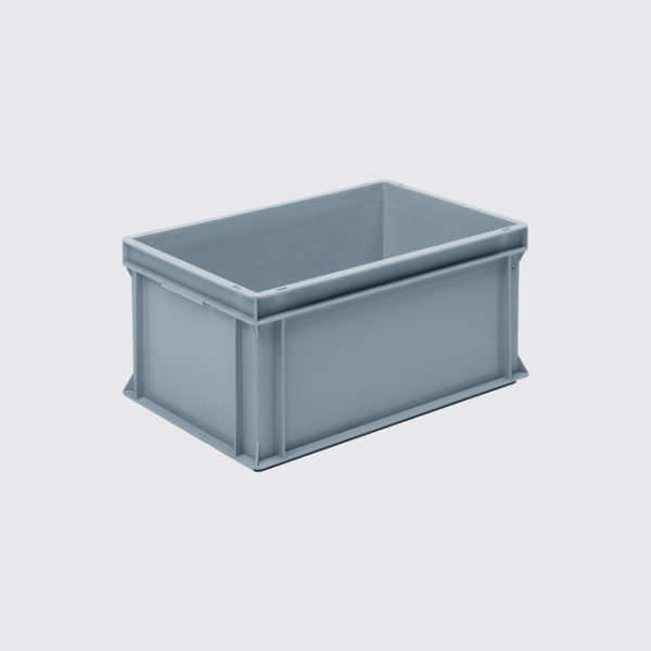 Eurocontainer sau cutie stivuibila din plastic Rako 3-6426N-1