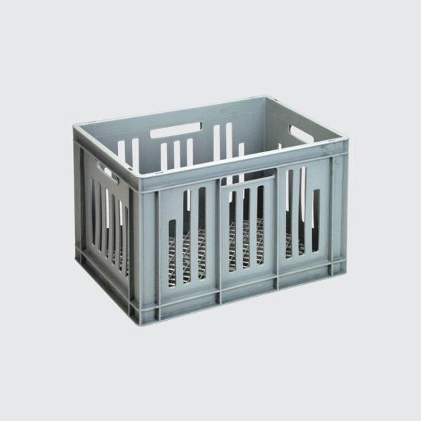 Eurocontainer sau cutie stivuibila din plastic Rako 3-6439-38