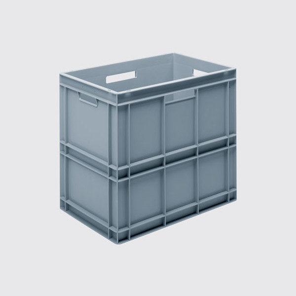 Eurocontainer sau cutie stivuibila din plastic Rako 3-6453-13