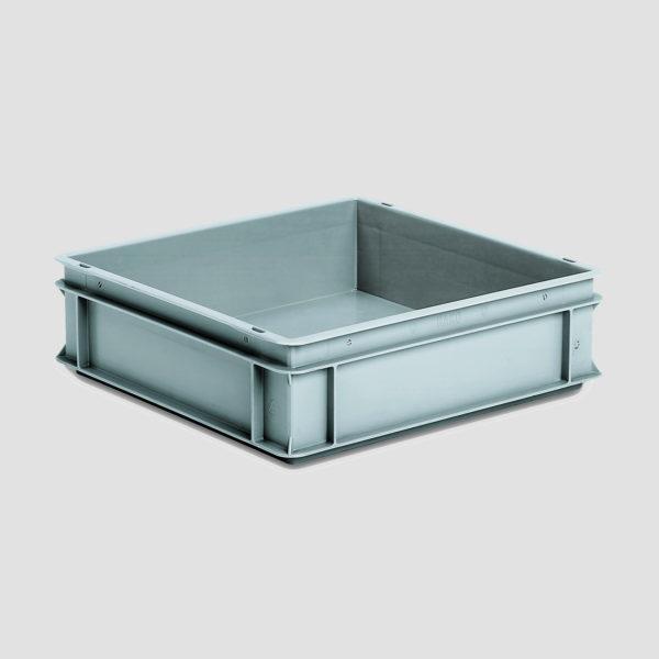 Eurocontainer sau cutie stivuibila din plastic Rako 38-1928-0