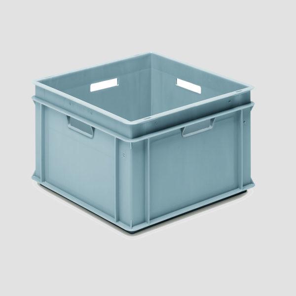 Eurocontainer sau cutie stivuibila din plastic Rako 38-1934-10