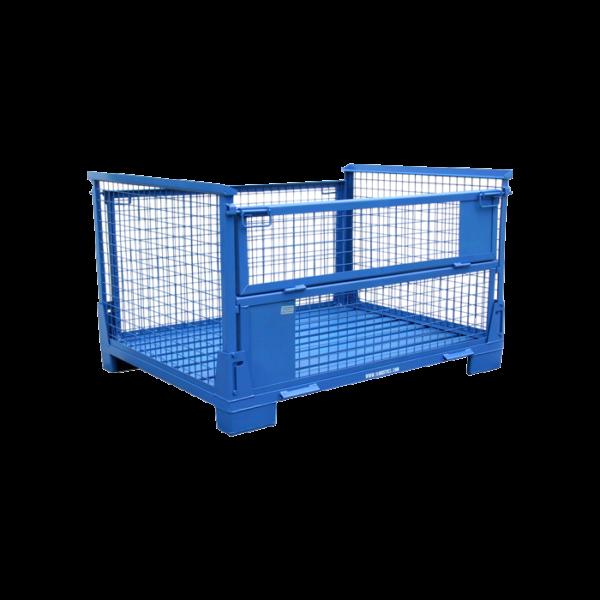 Foldable Metallic Container CM 11200800970-32