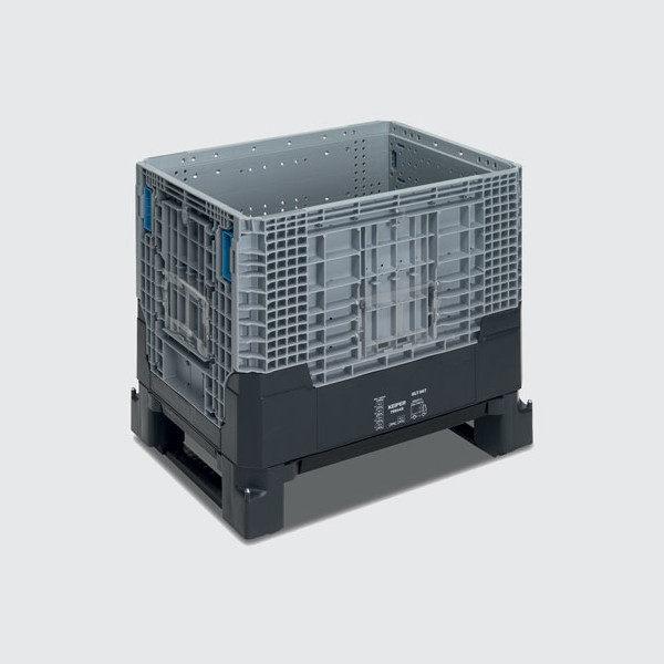 Foldable Pallet Box 34-8670-9210-14-02