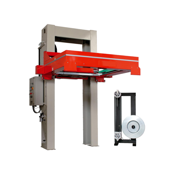 Horizontal automatic tape packing machine MA 02