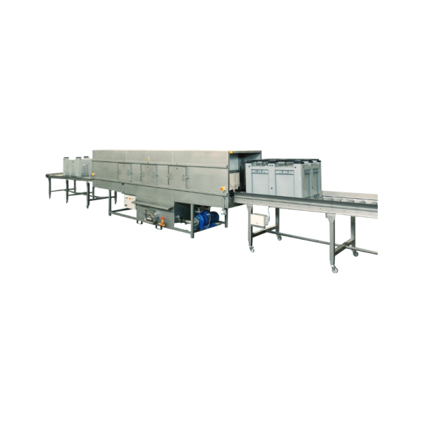 Automatic washing line for pallet boxes MSB 05