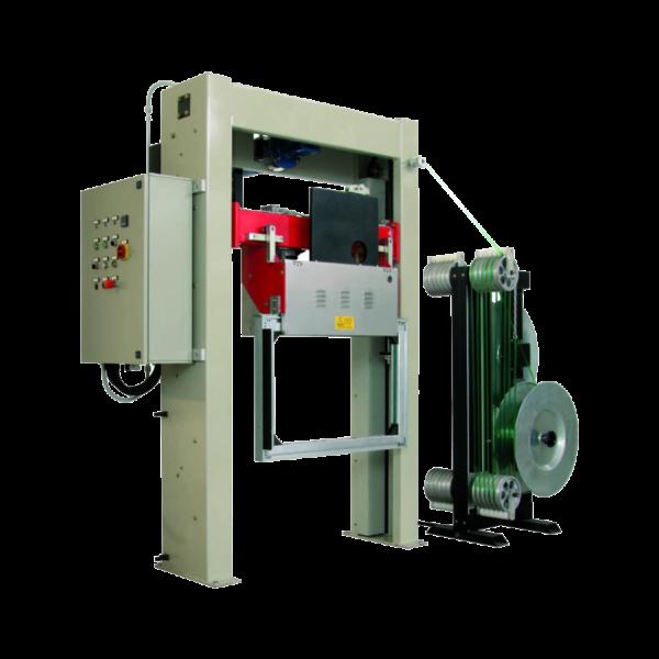 Maşină verticală automată de ambalat cu bandă MA 01