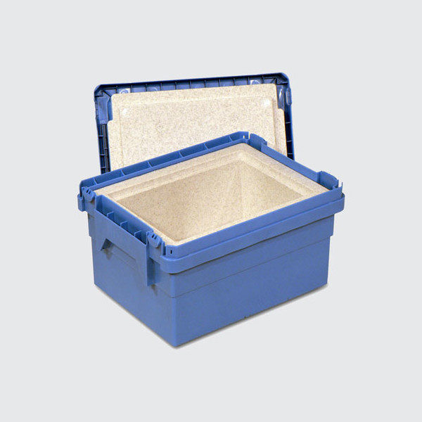 POOLBOX with heat insulating insert 39-1043-230-500