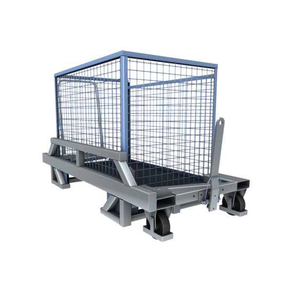 Pallet Box Transport Dolly ICM 08